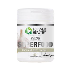 Forever Healthy SuperFood White 60 Capsules